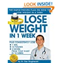 Lose Weight in 1 Week - The Simple Proven Plan on How to Lose Weight in a Week (Weight Loss Habits, Weight Loss Motivation, Weight loss Tips, Lose Weight Fast, Weight Loss)