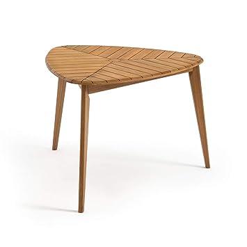 La Redoute Interieurs Table de Jardin 3 Personnes, Eucalyptus FSC ...