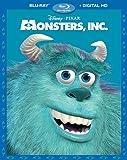 Monsters, Inc. [Blu-ray] (Bilingual)