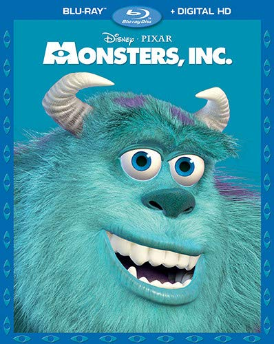 MONSTERS, INC. [Blu-ray] (Monsters Inc And Monsters University Blu Ray)