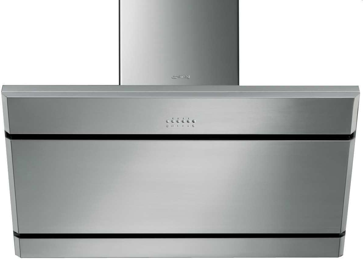 Smeg KL190XE De pared Acero inoxidable B - Campana (A, A, E, 65 dB, De pared, Acero inoxidable): Amazon.es: Hogar