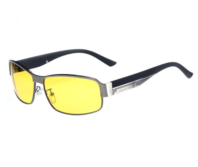 Night driving mirror polarized night vision glasses