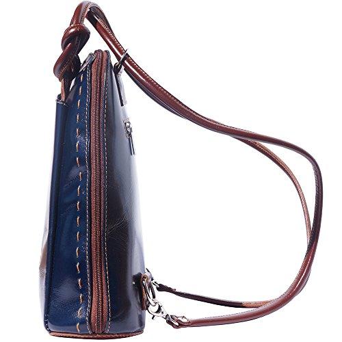 """DOS Market Leather À SAC ÉPAULE À """"DARIA Florence ET ZqIn7FPnw"""