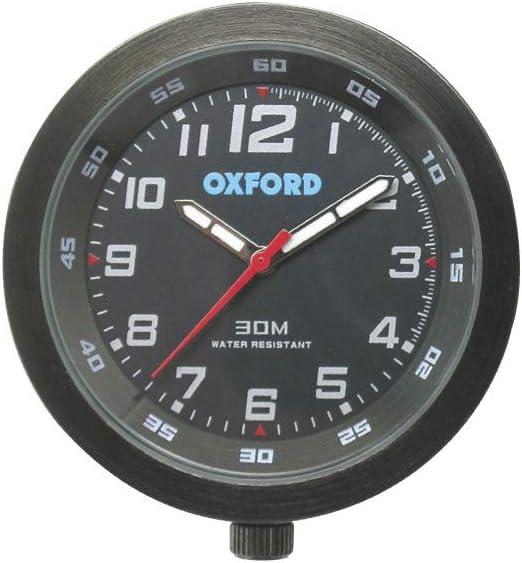 Oxford Motorcycle Anaclock Analogue Clock