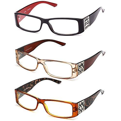 Thick Frame Nerd Cosplay Plastic Fashion - Ray Glasses Bans Nerd