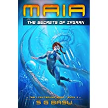 Maia and the Secrets of Zagran (The Lightbound Saga Book 2)