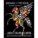 Animals of The Realm (Coloring Books from The Realm Book 1)