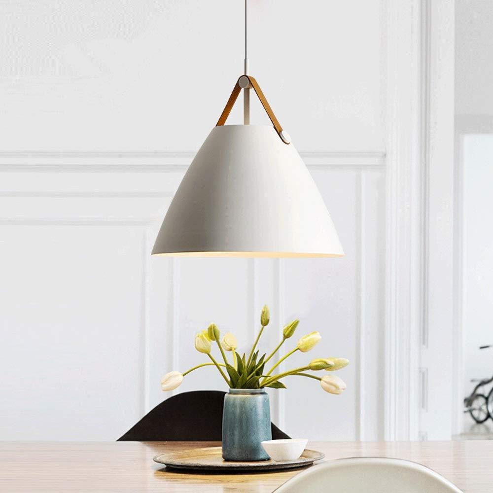 Moderne Pendelleuchte, Einstellbar Nordischen Minimalistischen Harz hängende Deckenleuchter Lampe Leuchten Für Küche Insel Esstisch Wohnzimmer Flur Innendekoration (Farbe   A-48cm)