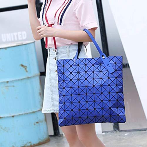 Dimensioni Bianca Donne Blu Della Di Borsa Tracolla One Size Modo Delle A Versatile colore WqTWvBAZS