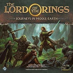 51sRZ4Xq5rL. SS300  - Fantasy Flight Games LOTR: Journeys in Middle-Earth  Fantasy Flight Games LOTR: Journeys in Middle-Earth 51sRZ4Xq5rL