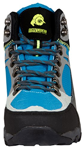 Guggen Blu Montagna Trekking M011 Da Donna Escursionismo Shoe Mountain Scarpe xrqgzHx