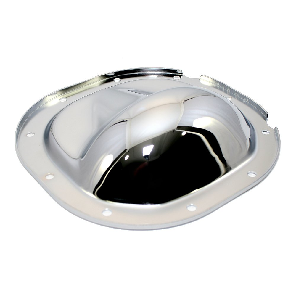 Assault Racing Products A9465 Ford 10 Bolt 8.8in Ring Gear Chrome Steel Rear Differential Cover
