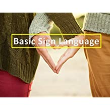 Basic Sign Language (Language Series Book 1)