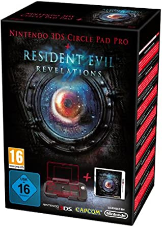 Resident Evil: Revelations con Botón Deslizante Pro: Amazon.es ...