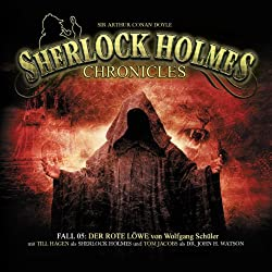 Der rote Löwe (Sherlock Holmes Chronicles 5)