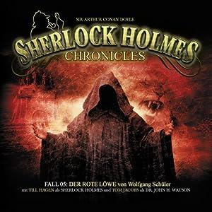 Der rote Löwe (Sherlock Holmes Chronicles 5) Hörspiel