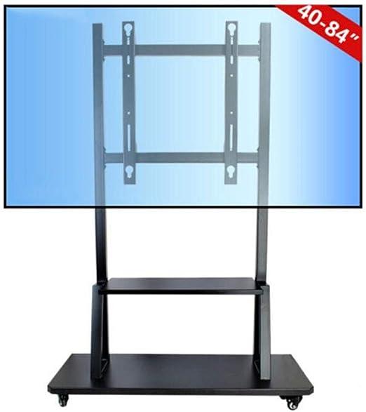 Exing Mobile TV Carros Piso Soporte para LCD LED Plasma Paneles ...