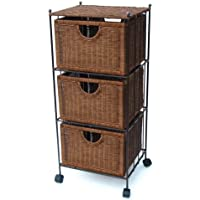 3 Drawer Cart by Organize It All