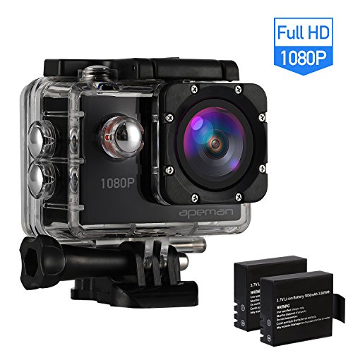 APEMAN-A65-Action-Camera-Action-Cam-Sport-Camera-Waterproof-Camera-Full-HD-1080P-Ultra-170-Wide-Angle-Lens-with-Dual-1050mAh-Batteries