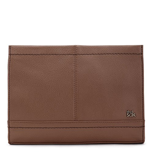 The Sak Iris Convertible Leather Clutch at Nordstrom Rack...