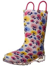 Western Chief Kid's Light-Up Rain Boot Rain Boots