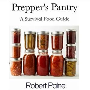 Prepper's Pantry Audiobook