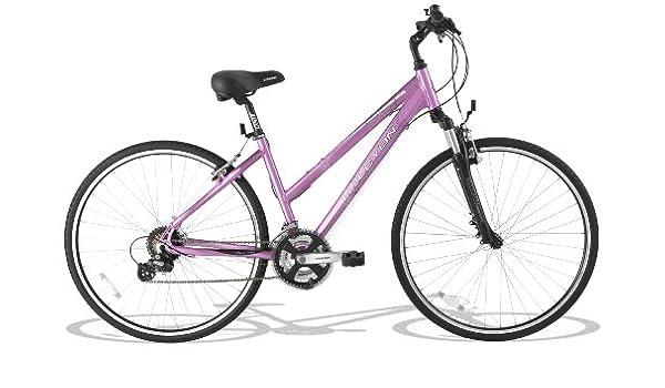 Canyon CTB353 - Bicicleta para Mujer, Cuadro 17 in, Color Rojo ...