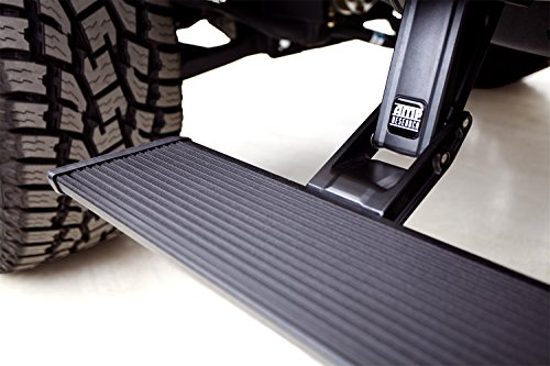AMP-Research-78235-01A-Black-Running-Board-PowerStep-Xtreme-for-Ford-Super-Duty