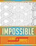 "Impossible Coloring Book - LENS Traffic: 8.5"" x"