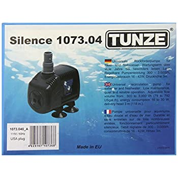 Image of Tunze USA 1073.040 Silence Recirculation Pump Pet Supplies