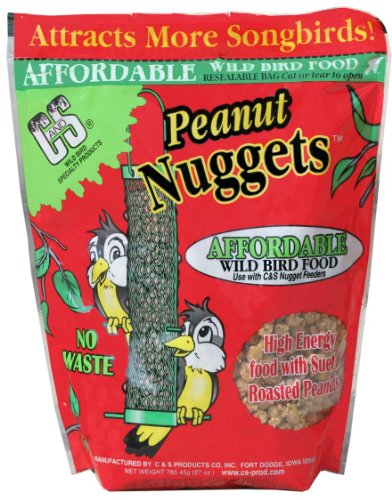 C and S Products Peanut Nuggets, 6-Piece, My Pet Supplies