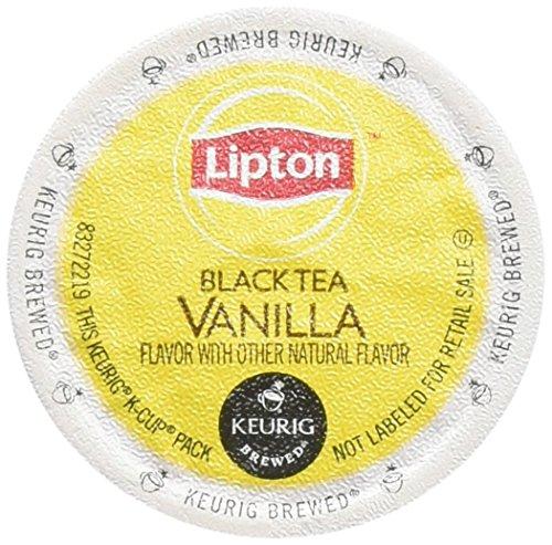 Lipton KCup Indulge Vanilla Black Tea 12ct