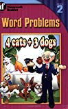 img - for Word Problems Homework Booklet, Grade 2 (Homework Booklets) book / textbook / text book