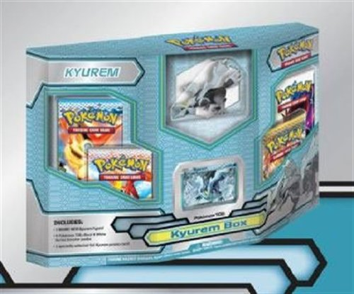 Pokemon TCG Kyurem Box (Kyurem Box)