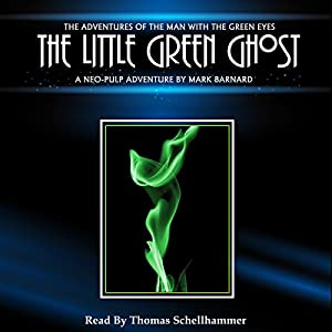 The Little Green Ghost Audiobook