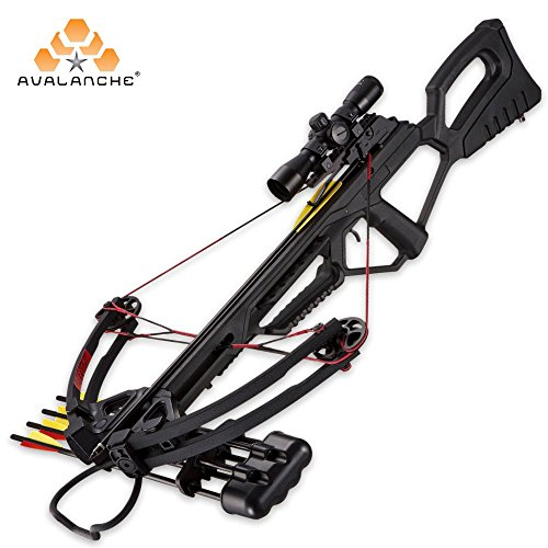 Hell Hawk Tactical Compound Crossbow