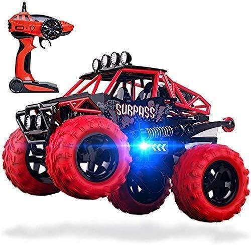 4WD Monster Truck de alta velocidad de escalada con música y ...