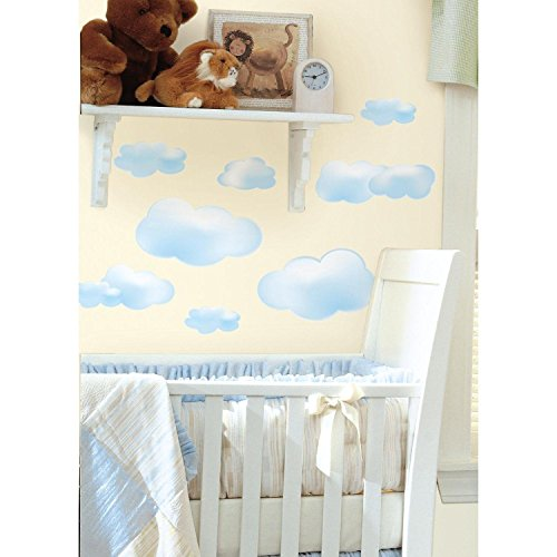 Peel-Stick-Wall-Decals-Clouds