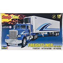 Revell SnapTite Freightliner with Trailer Plastic Model Kit