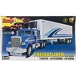 Revell Snap Tite Freightliner with Trailer Plastic Model Kit