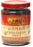 Lee Kum Kee Chili Garlic Sauce, 8-Ounce Jars (Pack of 4)