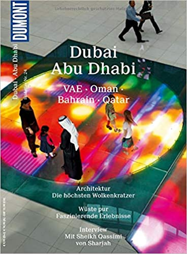 Qatar Jochen Müssig Buch Bahrain DuMont Bildatlas 24 Dubai//Arabisch VAE Oman