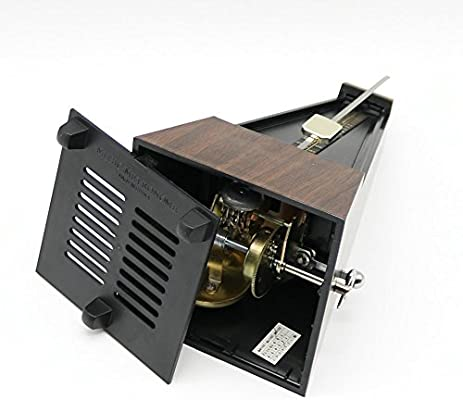 Amazon.com: Antique Vintage Mechanical Mini Metronome Timer Piano ...