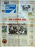 VOIX DU NORD (LA) [No 14977] du 22/08/1992 - LES FUNERAILLES DU GARDIEN TUE A ROUEN - LES SPORTS - FOOT - IRAK - DEFENSE DES CHIITES - LES OCCIDENTAUX INFORMENT L'ONU DE LEUR PLAN - LA PETITE RENAULT S'APPELLERA TWINGO - HOUSTON - BUSH LANCE SA CONTRE-OFFENSIVE - YUOGOSLAVIE - LA CONFERENCE DE LONDRE SE PREPARE - MANCHE - UN CARGO SOUS HAUTE SURVEILLANCE