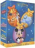 Coffret P??ques 3 DVD : Aladdin / Timon et Pumba : Les gourmets / Tout le monde aime Mickey