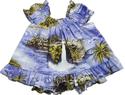 hawaiian baby girl dresses - 7