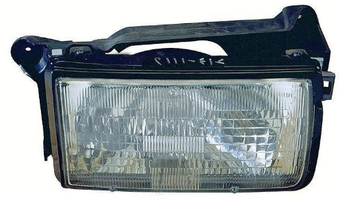 Honda Passport Headlight Assembly (Depo 313-1101R-AS Isuzu Rodeo/Honda Passport Passenger Side Replacement Headlight Assembly)