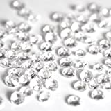 5000 Clear Wedding Table Scatter Crystals - for 6-8 Tables