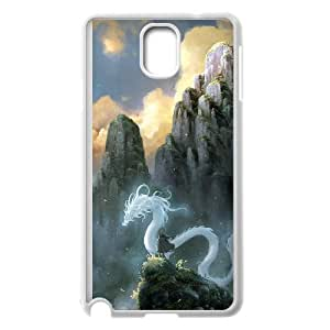 2015 hot dragons phone case For Samsung Galaxy NOTE4 Case Cover GHLR-T387081