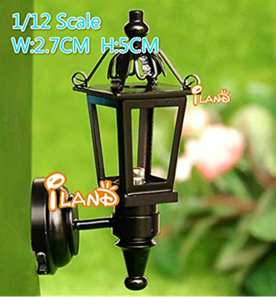 Clare Bell Dollhouse 1:12 Choice Miniature 12 Volt Electric Lamps by TEC Inv